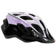 MET Funandgo Helm lila/black/white metallic
